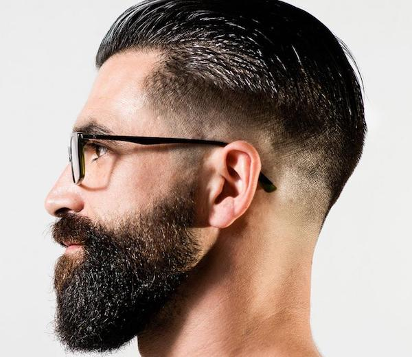 Transplante de barba después