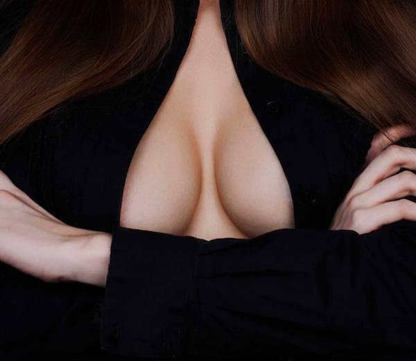 Implantes mamarios después